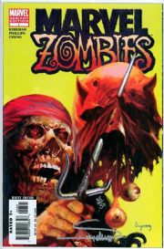 Marvel Zombies #3 Elektra Variant Dynamic Forces Signed Arthur Suydam DF COA Ltd 50 Marvel comic book